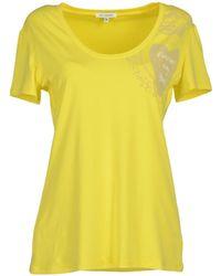 Gianfranco Ferré Short Sleeve T-Shirt - Lyst
