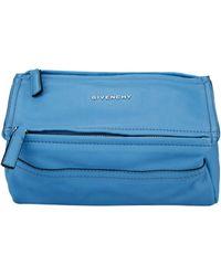 Givenchy Mini Pandora Bag blue - Lyst