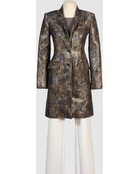 Isaac Mizrahi Full-Length Jacket - Lyst