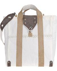 Masquemas Large Fabric Bag - Lyst