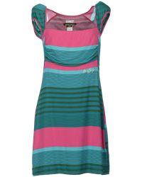 Miss Sixty - Short Dresses - Lyst