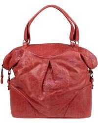 Nannini Large Leather Bags - Lyst