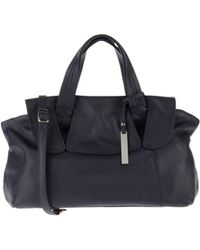 Nicoli - Large Leather Bags - Lyst