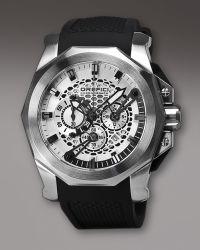 Orefici Watches - Gladiatore Chronograph Watch - Lyst
