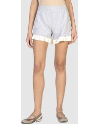 Tom Scott Sweat Shorts - Lyst