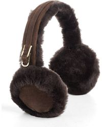 UGG - Shearling Wired Earmuffs - Lyst