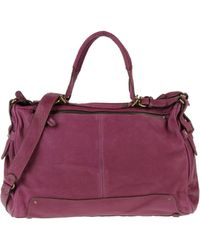 Abaco   Large Leather Bags   Lyst
