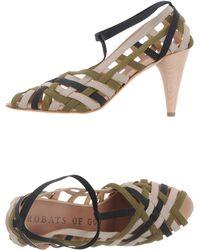 Acrobats Of God - High-heeled Sandals - Lyst