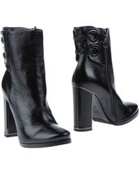 Fabi Ankle Boots - Lyst
