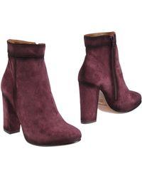 Halmanera Ankle Boots - Lyst