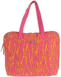 Lancetti - Large Fabric Bag - Lyst