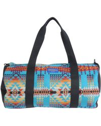 Pendleton Large Fabric Bag - Lyst