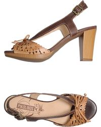 Pikolinos High-Heeled Sandals - Lyst