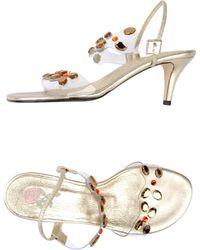 Uad Medani - High-heeled Sandals - Lyst