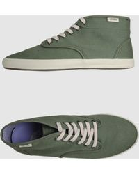 Vans High-Top Trainers - Lyst