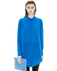 Acne Studios With You Tape Klein Shirt - Lyst