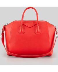 Givenchy Antigona Medium Satchel Bag - Lyst