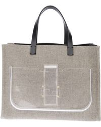 Fendi Simply Shopping Bag - Lyst