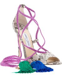Jimmy Choo Dream Sandal - Lyst