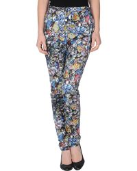 Mary Katrantzou Casual Pants - Lyst