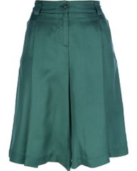 Societe Anonyme - Silk Culottes - Lyst