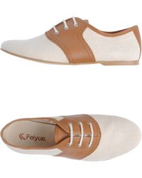 Feiyue Lace-Up Shoes - Lyst