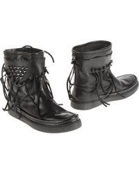 John Bakery Ankle Boots - Lyst