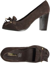 Les Tropeziennes - Moccasins with Heel - Lyst