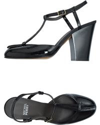 Michel Perry   Highheeled Sandals   Lyst