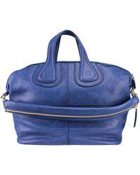 Givenchy Medium Nightingale Bag blue - Lyst