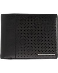 Links of London | 8 Card Perforated Leather Wallet | Lyst