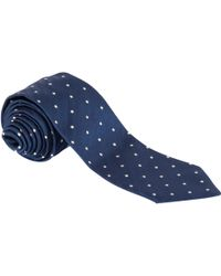 Paul Costelloe - Herringbone Dot Tie - Lyst