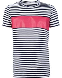 Acne Studios Penn T-shirt - Lyst