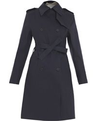 Hancock - Classic Belted Trench Coat - Lyst