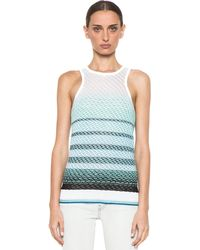 Missoni Tank in Multi - Lyst