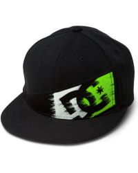 DC Shoes - Skids Graphic Hat - Lyst