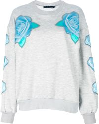 Holly Fulton - Oversized Sweatshirt - Lyst