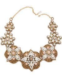 Deepa Gurnani | Embellished Statement Necklace | Lyst