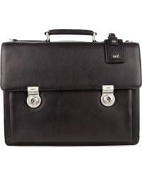 Leonhard Heyden - Bristol Threecompartment Briefcase - Lyst