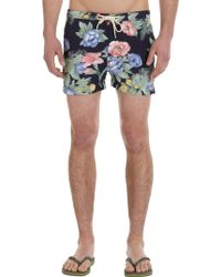 Gant Rugger - Floral Board Shorts - Lyst