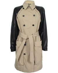 Rag & Bone Bishop Trench beige - Lyst