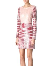 Missoni Fine Knit Dress - Lyst