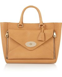 Mulberry - The Willow Leather Tote - Lyst
