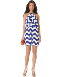 Tbags Los Angeles Layers Mini Dress - Lyst