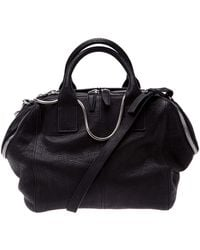 Alexander Wang Jamie Shrunken Bag - Lyst