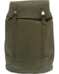 C6 - Canvas Backpack - Lyst