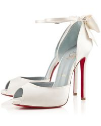 Christian Louboutin Dos Noeud - Lyst