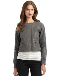 GAR-DE - Willhelm Leather Jacket - Lyst