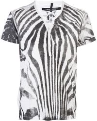 Sons Of Heroes Short Sleeve Cotton Tshirt animal - Lyst