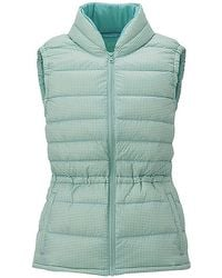 Uniqlo Premium Down Ultra Light Vest  - Lyst